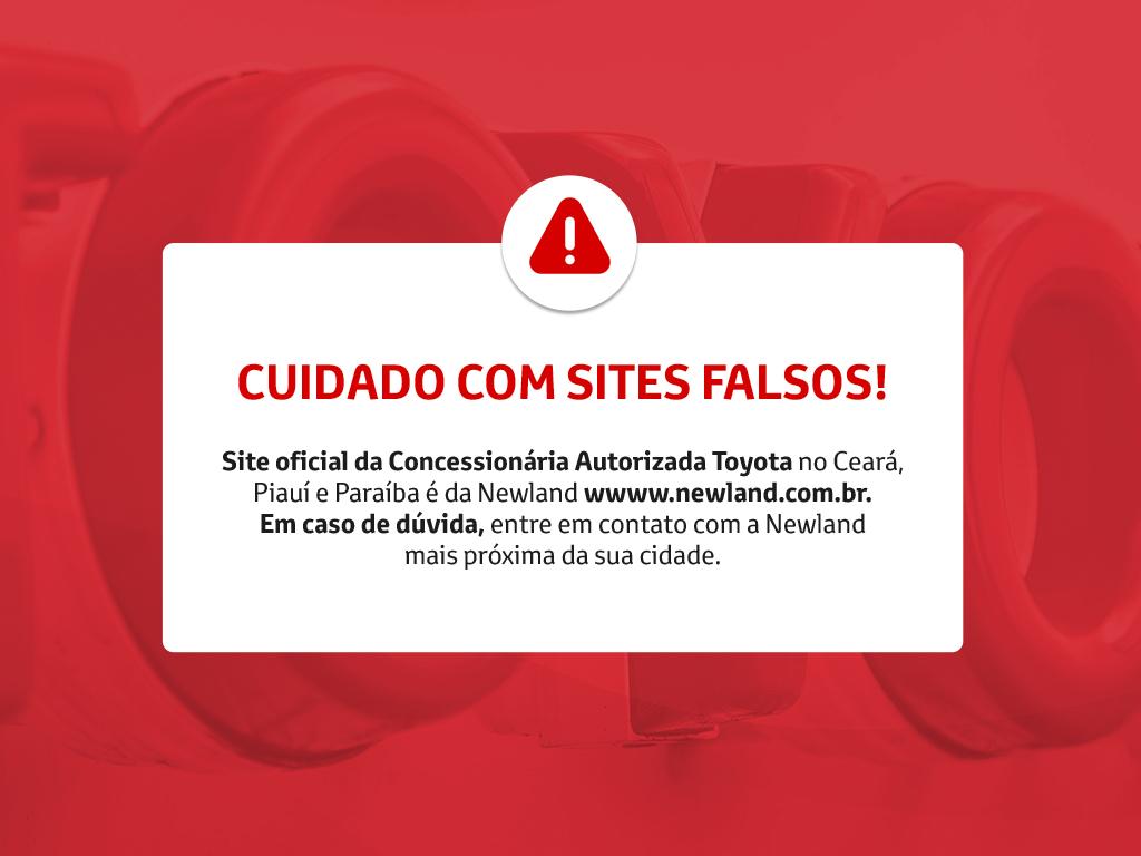 Site falso