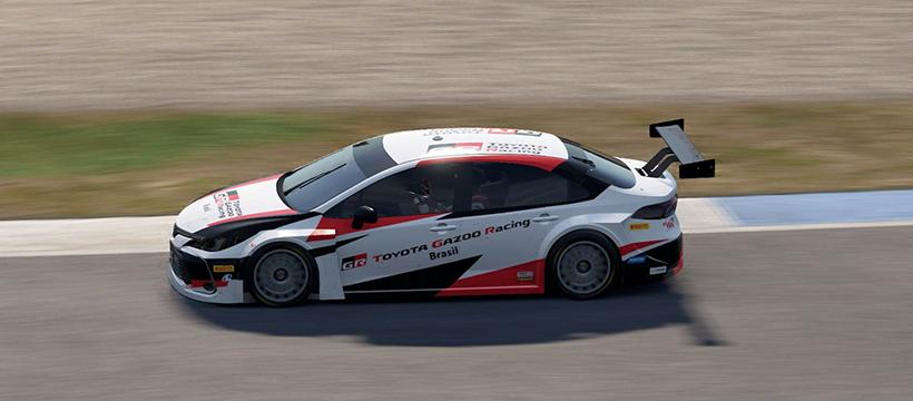 TOYOTA GAZOO Racing estréia na Stock Car